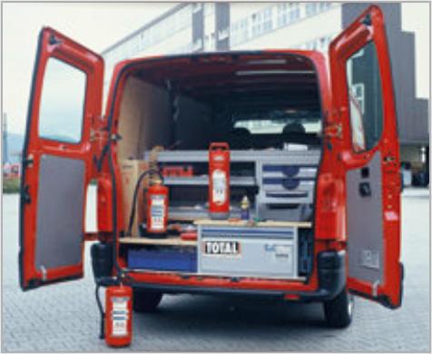 Super Feuerlöscher Kundendienst NL26
